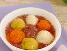 蔬菜五谷粥