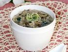 皮蛋杂米粥