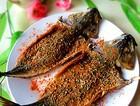 秘制香辣烤鲅鱼