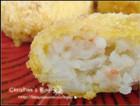 日式鲜虾可乐饼