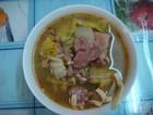 好喝的羊肉汤