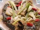 咸肉煮黄鳝