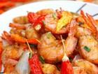 辣味椒盐虾