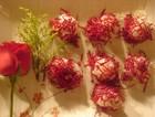 玫瑰糯米团