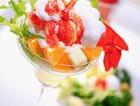 加拿大龙虾雪花鲜果