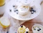 蓝莓柠檬蛋糕