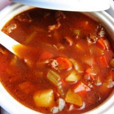 意大利羊肉浓汤