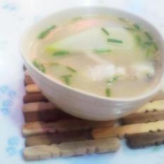 黑鱼萝卜汤