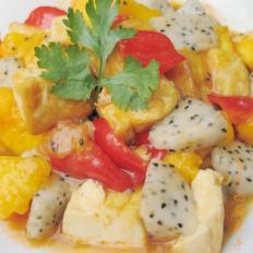 水果豆腐捞