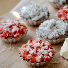 甜香水果焗饭