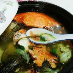 菜谱价值_海带炒饭_食谱的猪肝海带_海带的做炸海带营养图片
