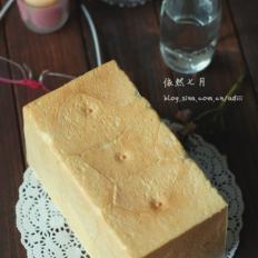 奶香吐司面包