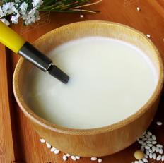 米润豆浆粥