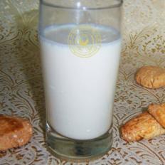 白芝麻豆浆