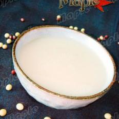 红豆小米豆浆