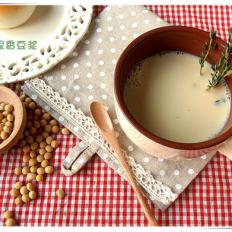 百里香豆浆