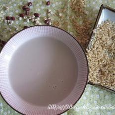 糙米薏仁红豆浆