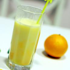 香橙布丁玉米豆浆