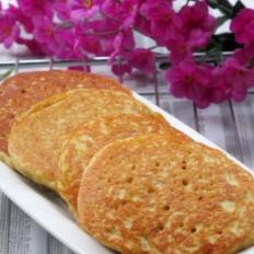 豆浆玉面米发面饼