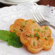 干煎香辣土豆盒