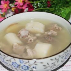薏米山药老鸭汤