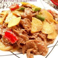 小白菜菜谱做法汤的提壶_做小白菜牛肉蘑蘑菇花间牛肉图片