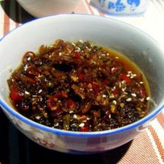 虾米辣椒酱
