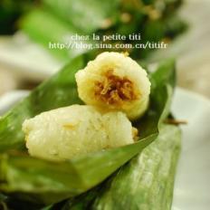 香辣虾糯米卷