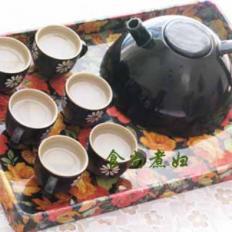 茶壶蒸海鲜