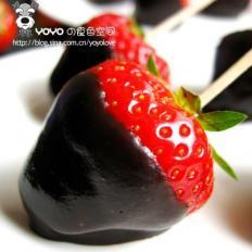 巧克力草莓伯爵