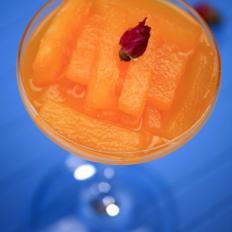 橙汁果味冬瓜