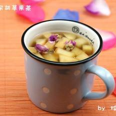 玫瑰柴胡苹果茶
