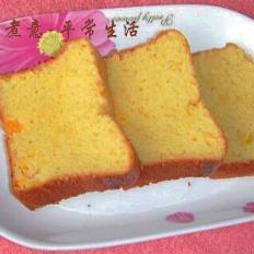全麦橘子水果蛋糕