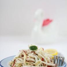 杏鲍菇变身法国料理