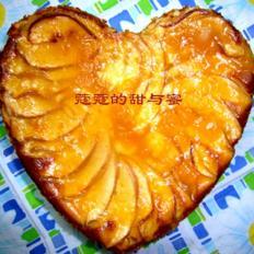 肉桂苹果芝士蛋糕