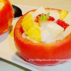 番茄水果盅