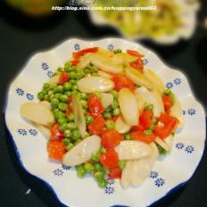 豌豆烩年糕