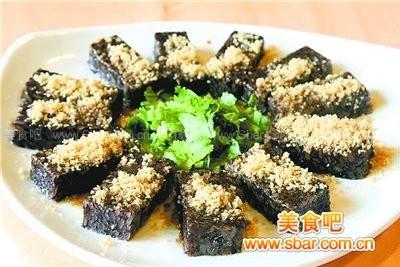 台湾米血糕