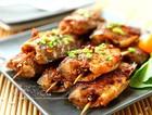 香辣竹签烤鱼