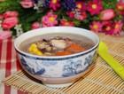 胡萝卜玉米鲫鱼汤