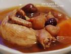 桂圆鹌鹑汤