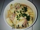 淮山百合瘦肉汤