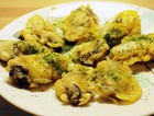 蛋黄煎牡蛎
