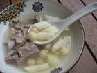山药莲子猪骨汤