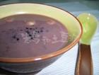 椰香黑米粥