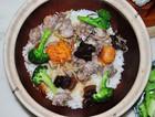 砂锅排骨饭