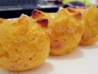 玉米面豆渣烤饼