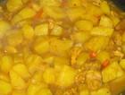 土豆咖喱鸡丁