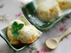 酸奶芒果冰淇淋
