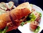 法棍三明治